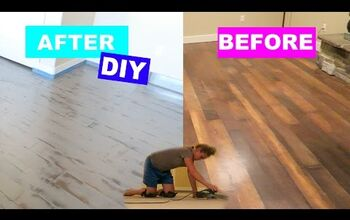 To Stain Wood Laminate Flooring Darker, Can Laminate Flooring Be Stained Darker