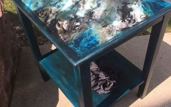 """""""Soulful Journey""""-Table Makeover Inspired by Hurricane Harvey"""
