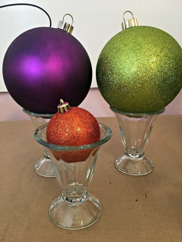 pick up some big christmas ornaments now - Big Christmas Ornaments