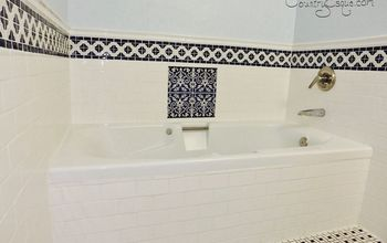 Bathroom Makeover: Before & After