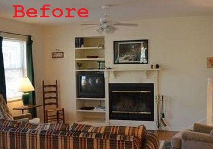 Por Fixed An Off Center Fireplace Hometalk Zy11