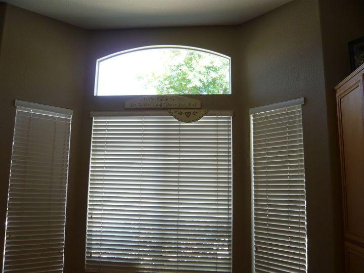transom window treatment