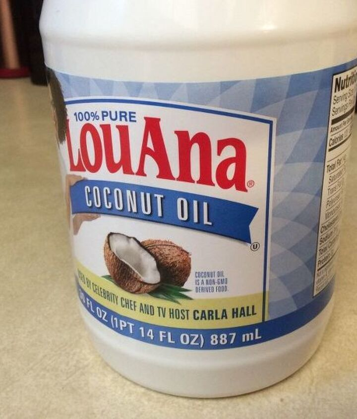 q can i season cast iron with coconut oil