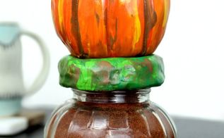 diy pumpkin spice mix jar for fall