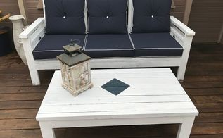 diy outdoor coffee table