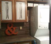 vintage laundry center
