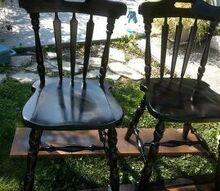 kitchen chair make over