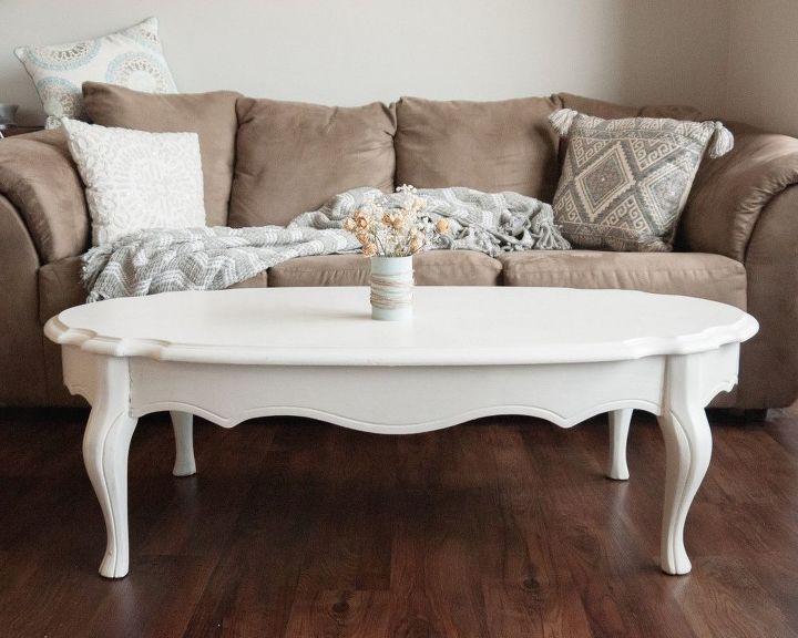 damask coffee table