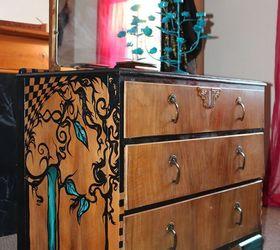 Genial Diy Hand Painted Furniture