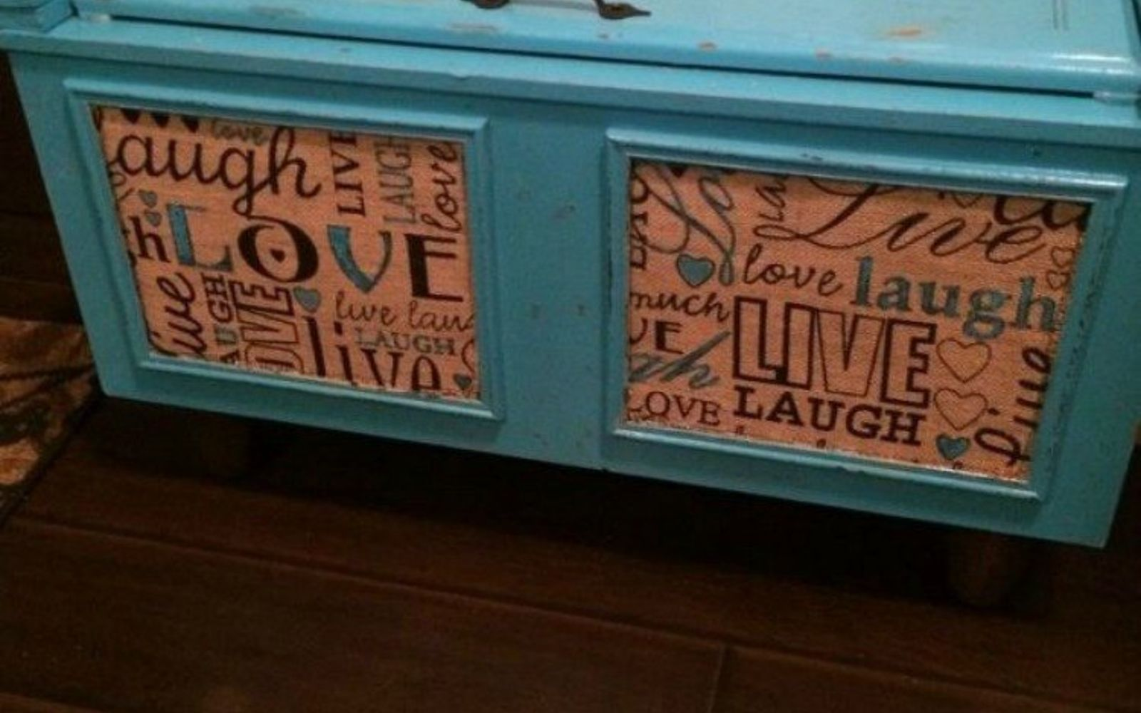 s rip off your cabinet doors for these brilliant upcycling ideas, Turn it into a mudroom bench