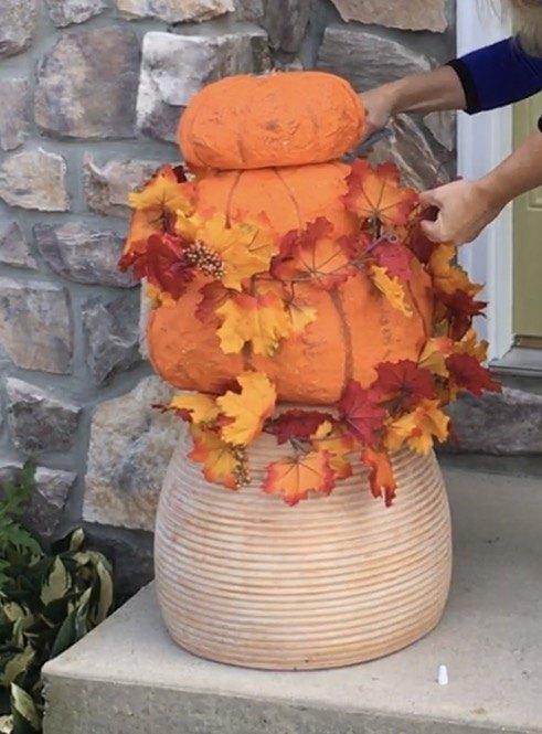 fall porch inspirations