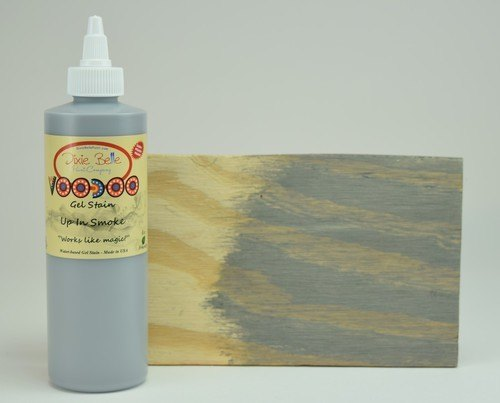 up in smoke voodoo gel stain