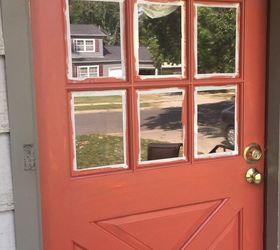 fall front porch copper door & Fall Front Porch \u0026 Copper Door   Hometalk
