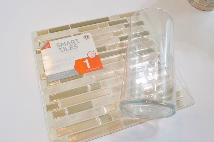 diy peel stick tile projects
