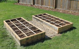 free pallet raised bed garden