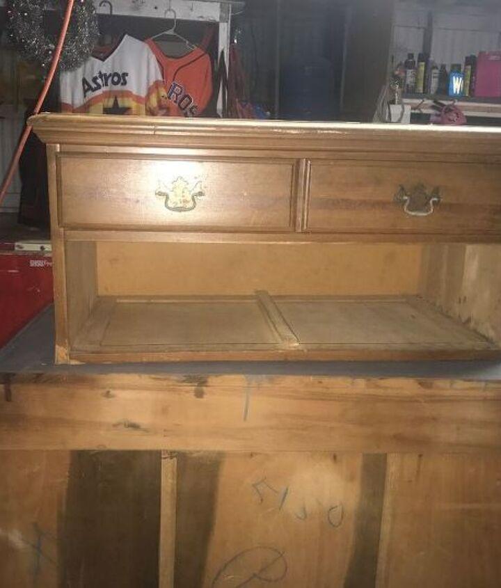 Top Of Dresser Hometalk