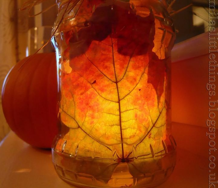 Start Saving Glass Jars To Copy This Heartwarming Decor