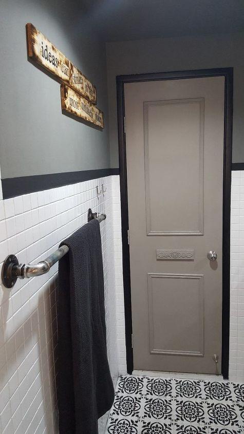 my bathroom makeover