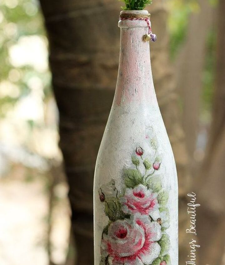 transformations using the craft of decoupage