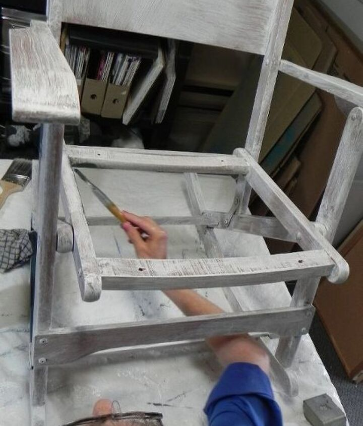 rocking chair makeover a diy together project