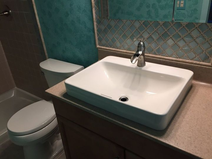 master bath remodel phase 2
