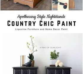 Apothecary Style Nightstands | Hometalk