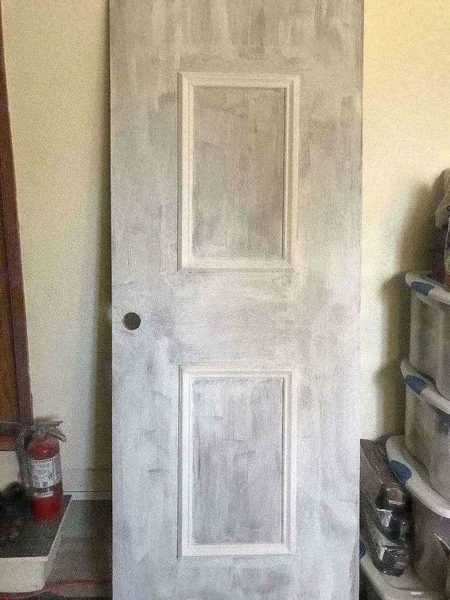 ugly door makeover