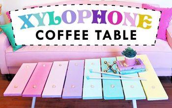 xylophone coffee table