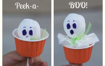 peek a boo tissue ghosts