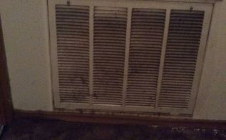 q how do you clean the grate under the air conditioner i thank you guys