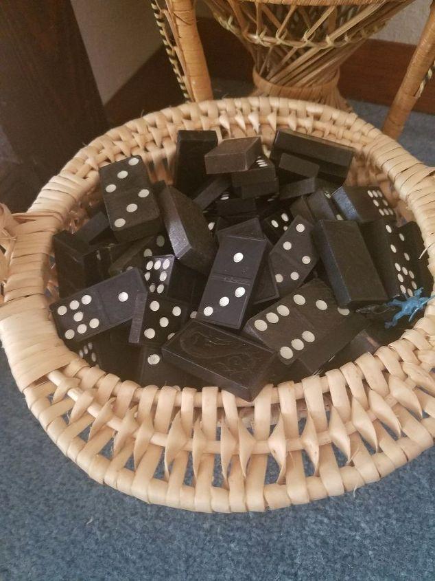 q ventage dominoes how to repurpose them into something unique