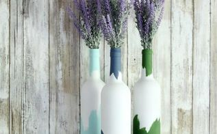 painted wine bottles wine bottle vases