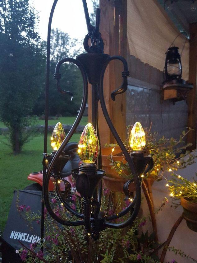 light bulb challenge