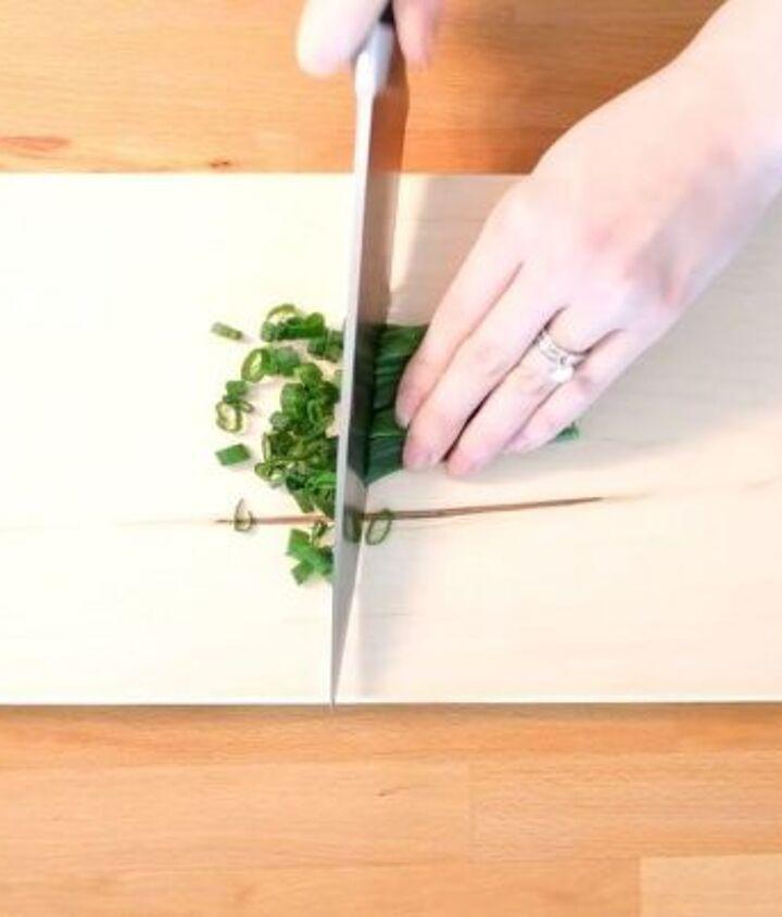 simple diy cutting board