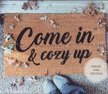 diy custom doormat, Custom Doormat