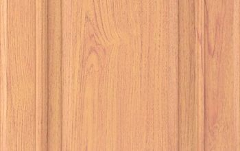 how to stain custom cabinets