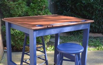 eat in kitchen table makeover watch this project in action
