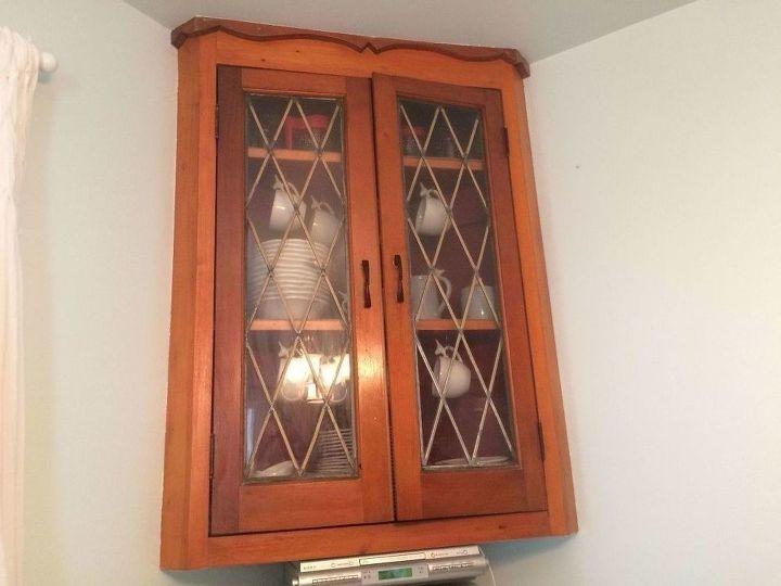 kitchen corner cubbie