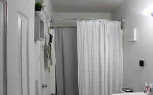 the best diy small bathroom makeover tour affordable
