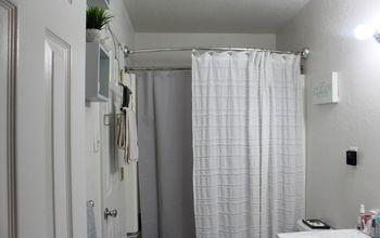 DIY Shelves for a Small Bathroom #DIY #Buildit   Hometalk on dj design, er design, color design, dy design, pi design, ns design, l.a. design, berserk design, blue sky design, setzer design,