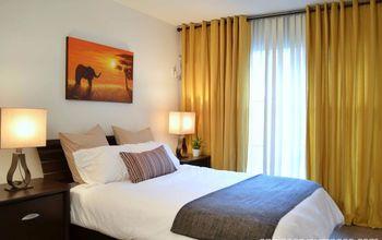 Quick, Affordable Renter-friendly Bedroom Makeover: Color, Storage,...