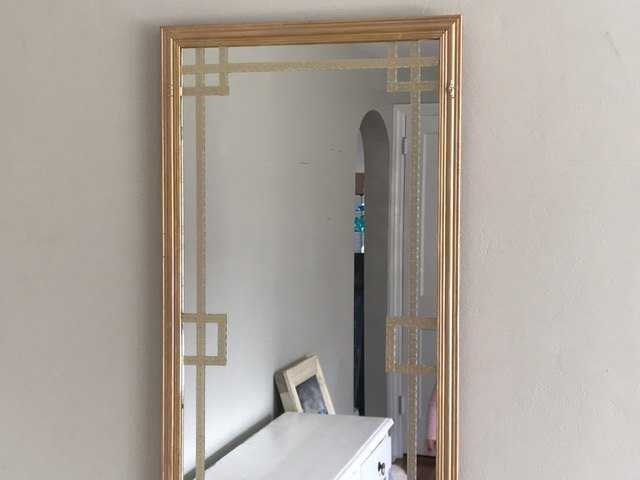 s mirror mirror on the wall who is the fairest one of all, Buy This Washi Tape Fretwork Mirror for 5