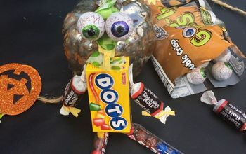 Halloween Candy People - Part Two