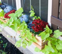 how i built a cedar window box for under 20