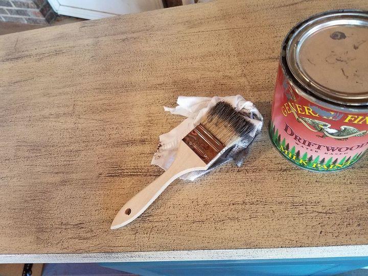 GF Driftwood Milk Paint