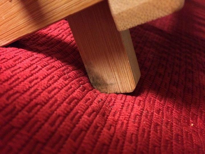 q como eliminar el moho de un escurreplatos de bambu
