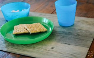 diy kid friendly washable placemats