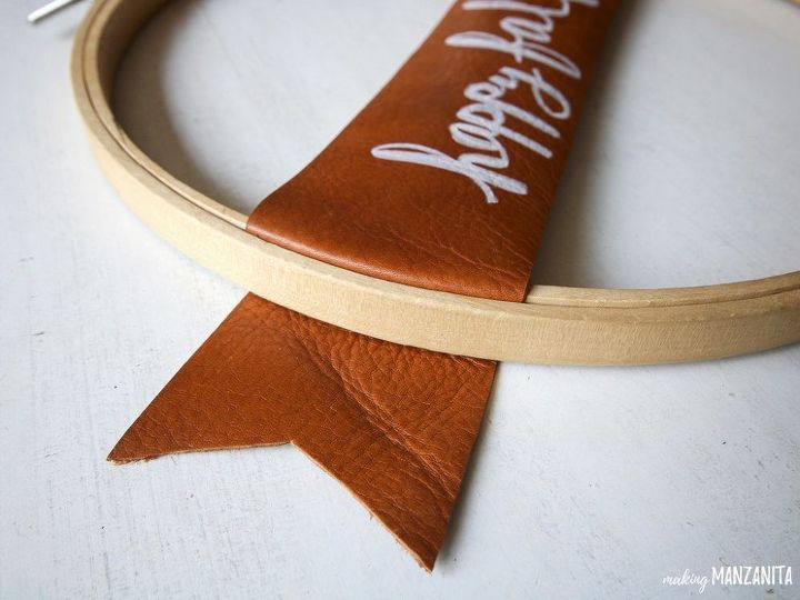 rustic fall wreath you can make in 20 minutes