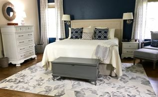 transitional master bedroom makeover