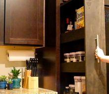 diy rolling pantry